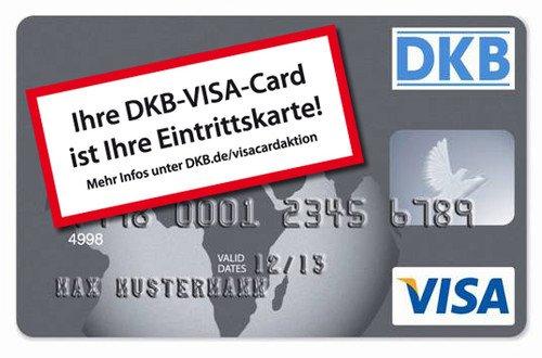 Kostenloser Eintritt mit DKB Visa Card im Überblick