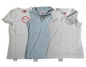 PUMA Damen T-Shirt Graphic Shirt Sportshirt für 9,99 € vk-frei