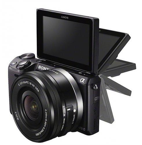 [Sony Outlet] Generalüberholte Sony Nex 5r 16-50mm + 55-210mm