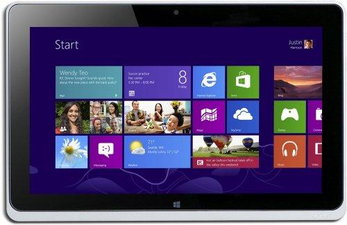 Acer Iconia W510 (10,1 Zoll) Tablet-PC (64GB HDD, Win 8) - Amazon Warehousedeals zwischen 339,79 und 354,72 Euro