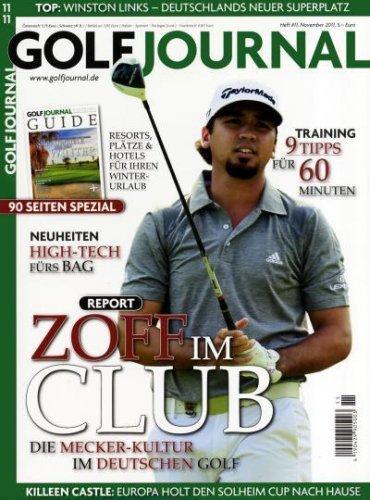 Golf Journal 2 Ausgaben Gratis