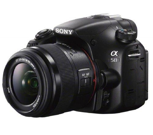 Sony SLT-A58K + Kit für 379€