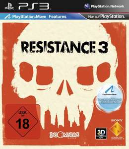 Sony PS3 - Resistance 3 ab €6,91 [@Saturn.de]