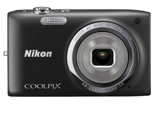 Nikon Coolpix S2700 Digitalkamera in verschiedenen Farben für 72€ inkl. Versand - (Preisvergleich: 82€)
