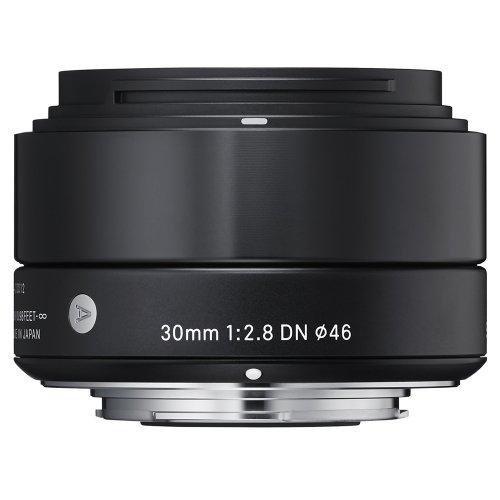 Sigma 19mm/F2,8 DN und 30mm/F2,8DN und andere Sigma Artikel zum Hammerpreis, Hier das 30mm/mFT als Beispiel