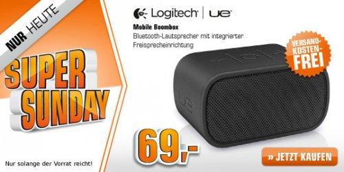 [Saturn Super Sunday] Logitech UE Mobile Boombox 69€ inkl. Versand
