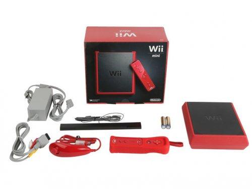 [auch auf Hauptseite] Nintendo Wii mini ab 69 Euro, Saturn Online