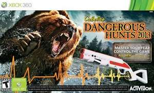 Cabela's Dangerous Hunts 2013 Bundle [XBOX 360] [MM online] ab 19€