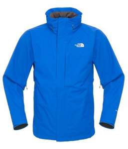 "The North Face™ - Herren Outdoorjacke ""Cirrus"" (Nautical Blue) ab €74,15 [@Galeria-Kaufhof.de]"