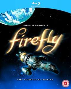Blu-Ray Box - Firefly: The Complete Series (3 Discs) für €13,75 [@Wowhd.co.uk]
