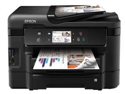 Epson WorkForce WF-3540DTWF Multifunktionsgerät (Drucker, Scanner, Kopierer, Fax, WiFi, Ethernet) inkl.3Jahre Garantie @Amazon