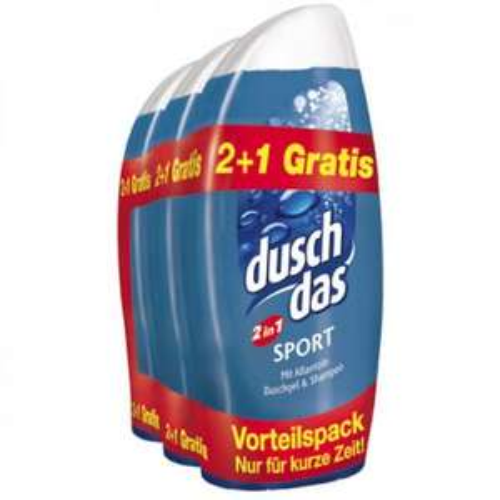 [Rossmann] 3 x DuschDas für 1,79€, alle got2b Produkte 2,49€ (29.07-02.08)
