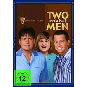 Two and a Half Men: Staffel 7.1 & 7.2 für zusammen ~20€