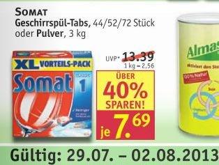 Somat 1 XL (-40% von UVP)