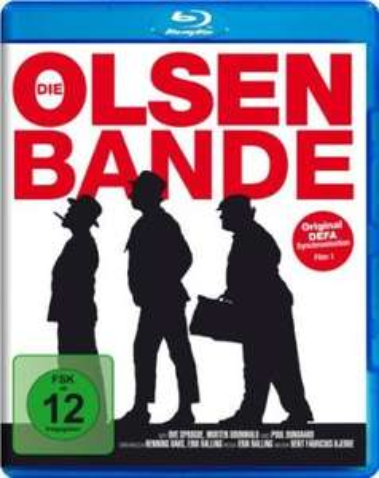 """[Amazon] Klassiker """"Die Olsenbande"""" BluRay"""
