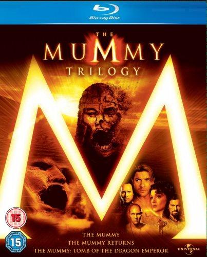[Blu-ray] Die Mumie 1, 2 & 3 Box Set  inkl. dt. Ton für 8,10€ @amazon.co.uk