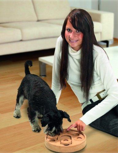 Karlie 47481 Doggy Brain Train 2in1 Strategiespiel für Hunde, 32 cm