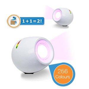 [iBOOD] Doppelpack D-Light Mood Lamp - 23,90€