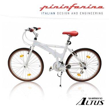 "26"" Pininfarina Designer Fahrrad Klapprad Mountainbike inkl. 2 Jahre Garantie, 149,00 Euro bei ebay"