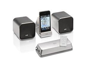 Mobile Sound Cube i.onik Lautsprechersystem MSC-220 für  20,99 € @ MP Oha