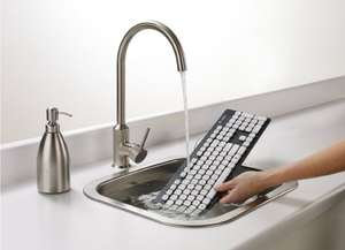 Logitech K310 waschbare Tastatur USB @Amazon Blitzangebot