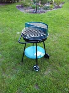 """Holzkohlengrill """"Concord"""" B-Ware Grill 15,95 €"""