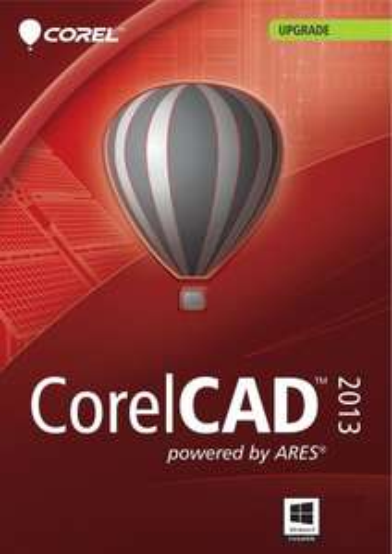 CorelCAD 2013 Upgrade [Download] für 37€ @Amazon.com