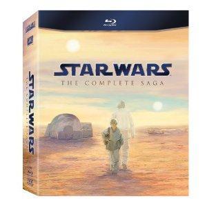 Star Wars - Die komplette Saga auf Blu-ray ab dem 12.09.11 bei Amazon.co.uk