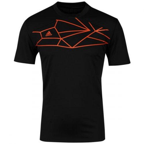 """Adidas™ - Herren Sportshirt """"F50"""" (Black-Orange) für €11,49 [@Zavvi.com]"""