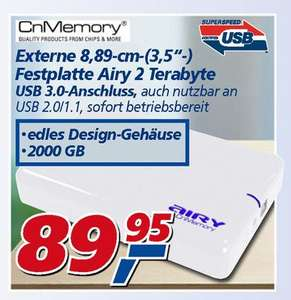[offline] @REAL: Externe HDD 2TB USB 3.0