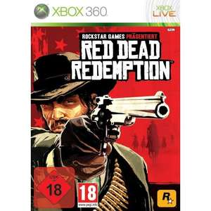 [Saturn Dortmund City] XBox 360: Red Dead Redemption 5€ Crysis 3 Hunter Edition 19€