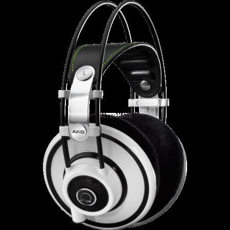 AKG Kopfhörer, Q701, schwarz, halboffen, nur 199,90 Euro auf zackzack.de