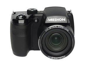 MEDION® LIFE® X44088 16 MP (MD 86888) Digitalkamera für 99,99 € @ MeinPaket.de