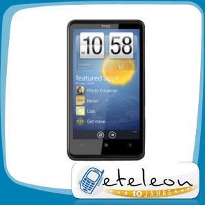 HTC HD 7, Nokia C7-00, LG E900, Defy Handy + 2x 2,95€ (3 kleine Haken) kostet 141,60 effektiv