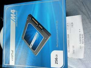 Crucial M4 256GB SSD MM Wuppertal