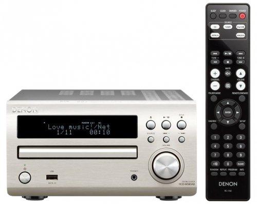 Denon RCD-M39DAB Kompakt-DAB-Receiver (2x30 Watt, Digitaleingang für TV, UKW, DAB/DAB+) für 238€ @Amazon.uk