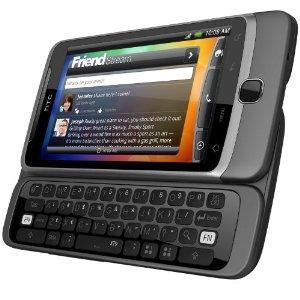 HTC Desire Z für ~305€ + 5€ @Amazon.co.uk