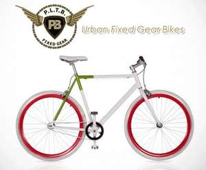 Urban Fixed Gear Bike für 219 EUR statt 449 EUR