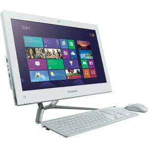 Lenovo C445 All-in-One Weiss 399 Euro @ Conrad Electronic