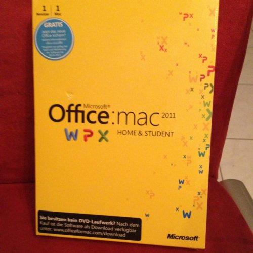 Microsoft Office Home & Student für Mac @Metro Gießen