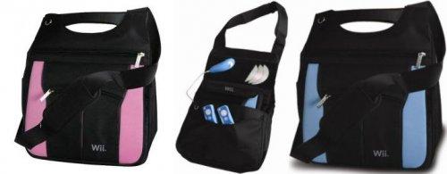 "Nintendo™ - Wii ""Urban Messenger Bag"" (Blau,Pink) für €6,89 [@Zavvi.com]"