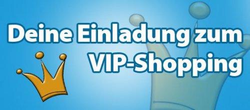 VIP-Shopping-Abend bei Spiele Max mit 20% auf Babyausstattung (Kinderwagen etc.) nur am 2. August 2013