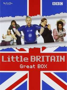 Little Britain - Great Box - Die komplette Serie [8 DVDs]