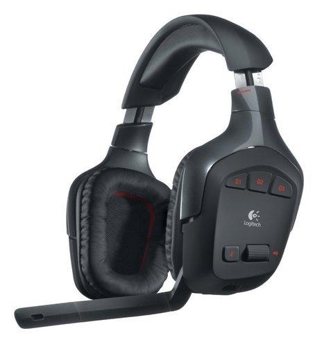 Logitech Wireless Gaming Headset G930[Refurbished] für 106€ @Ebay