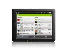 ARCHOS ARNOVA 84 Internet Tablet PC 4GB Android 2.1 Eclair WIFI für 49,99 € @MeinPaket.de