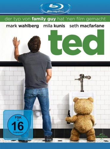 Ted [Blu-ray] für 8,99€ @Amazon