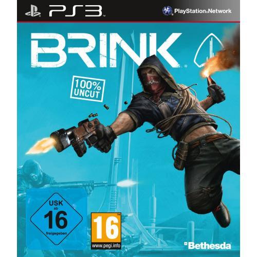 """Brink (uncut) PS3 - 54,00 €  Kostenlose Lieferung + 5 € Rabatt für Vorbesteller + Code zum Herunterladen des """"Psycho Packs"""""""