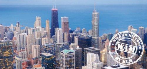 Flug: Mit KLM von Deutschland nach Chicago ab 449 Euro