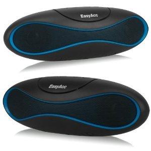 EasyAcc Tragbarer Bluetooth Lautsprecher