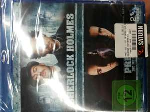 [blu ray] Sherlock Holmes & Prestige @ Saturn St. Augustin (Bundesweit?)